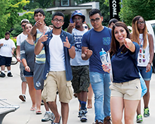 New First-Year Students